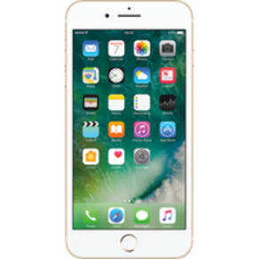 Apple iPhone 7 Plus (128GB Gold Refurbished Grade A) at £30.00 on O2 Refresh Flex (24 Month(s) contract) with UNLIMITED mins; UNLIMITED texts; 15000MB of 4G data. £46.42 a month.