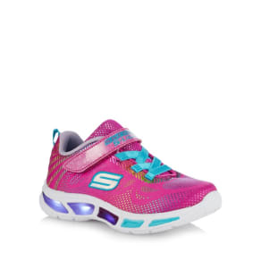 448e962aca342c Skechers - Girls  039  Pink   039 Gleam N  039