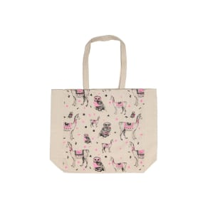 Foundation - Typo Difference Tote Bag - Animals
