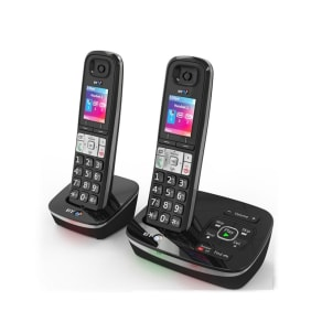 Bt 8500 Twin Dect Telephone With Nuisance Call Blocker