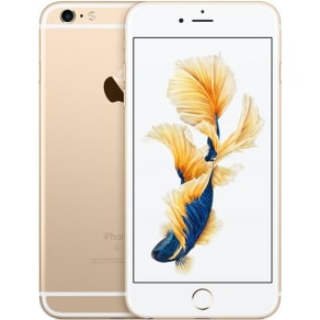 iPhone 6s Plus 128GB Gold - T-Mobile (contract free) - Apple