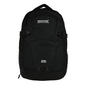 Regatta Black Paladen 25 Litre Laptop Bag
