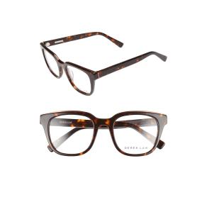 Women's Derek Lam 50mm Optical Glasses - Havana Tortoise