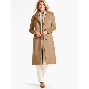 Talbots: Luxe Camel Hair Coat