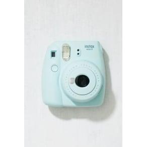 Fujifilm Instax Mini 9 Ice Blue Instant Camera, Sky