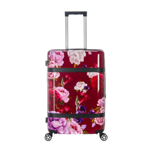 "Triforce Versailles Floral Collection 26"" Hardside Spinner"