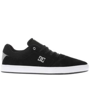 Dc Shoes Black & Grey Crisis Trainers