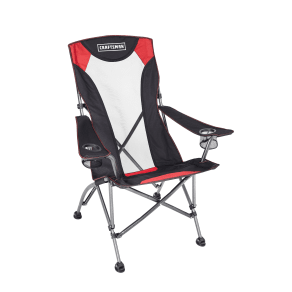 Outdoor Craftsman High Back Chair