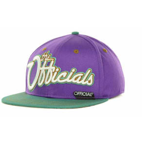 Official The Officials Daddy Kane Snapback Cap