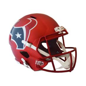 Riddell Houston Texans Speed Blaze Alternate Replica Helmet