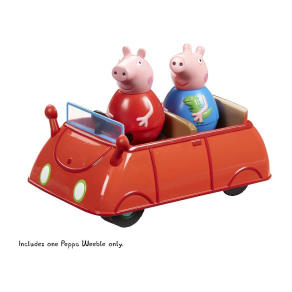 Peppa Pig Weebles Wobbily Car