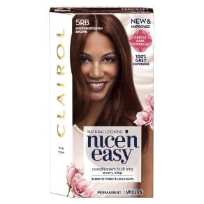 Nice'n Easy Permanent Hair Dye 5rb Medium Reddish Brown