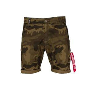 Men's Alpha Industries Keresene Camo Shorts, Camo