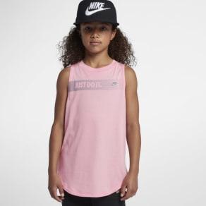 Nike Sportswear Older Kids'(Girls') Tank - Pink