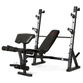 Marcy Diamond Elite Olympic Bench (Md857)