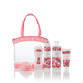 Floral Collection Freesia Toiletry Bag