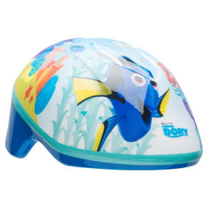 Finding Dory Toddler Helmet - Blue