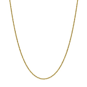 Sparkle Perfectina Chain in 14k Yellow Gold, 20""