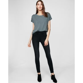 Express Womens Express One Eleven Crew Neck London Tee