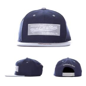 2da669c3019 2 Tone Label Snapback Cap. FootAsylum