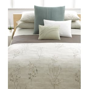 Calvin Klein Home Briar King Sham Bedding