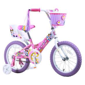 Titan Girls Flower Princess Bmx Bike - Pink (16 Wheels)