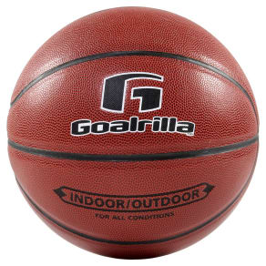 Goalrilla Indoor/Outdoor 29.5 Basketball, Multi-Colored