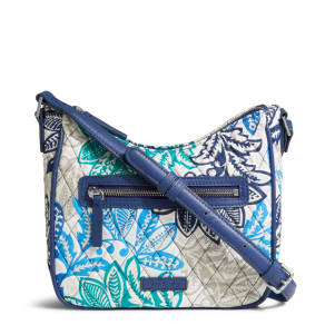 Vera Bradley Mini Vivian Crossbody in Santiago