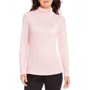 Investments Long Sleeve Essential Turtleneck Top