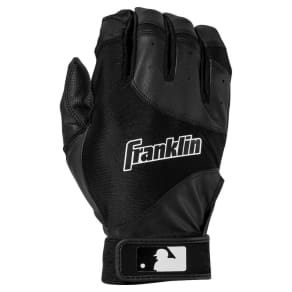 Franklin Sports Mlb Youth Flex Batting Glove Pair Pack Assortment Size Small - Black, Multi-Colored