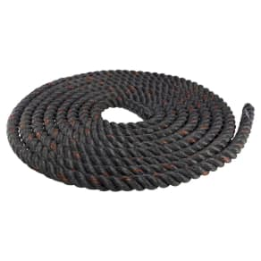 Body Solid Fitness Training Rope - (Bstbr1540), Black