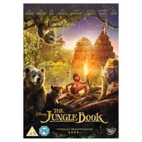 Dvd Jungle Book