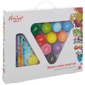 Hamleys Water Colour Easel Set