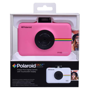 Polaroid Snap Touch Camera - Pink