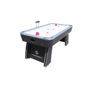 Sportcraft Air Hockey Table With Table Tennis Top