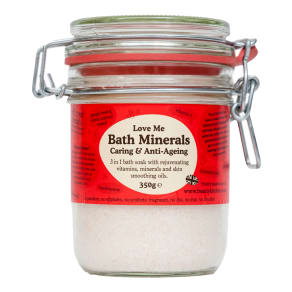 Beauty Kitchen Love Me Caring & Anti-Ageing Bath Minerals 350g - 350g