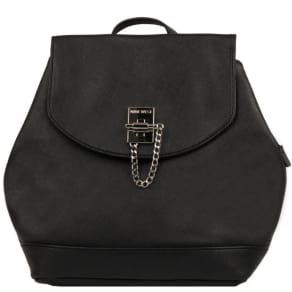 Nine West Lock Faux-Leather Backpack