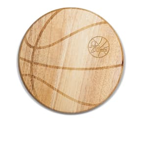 Picnic Time 76ers Free Throw Cutting Board