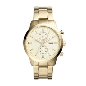Fossil Townsman Chronograph Bracelet Watch