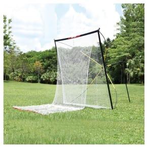 Net Playz 7' Baseball and Golf Practice Net, White