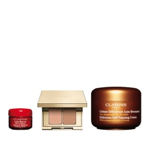 Clarins 'Golden Glow Essentials' Kit