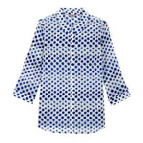 Ombre Spot Shirt