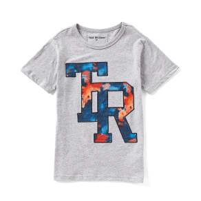 True Religion Big Boys 8-20 Tr Tie-Dye Short-Sleeve Tee