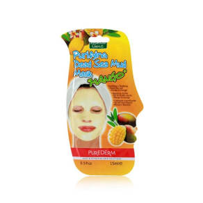 Purederm Purifying Dead Sea Mud Mask - Mango