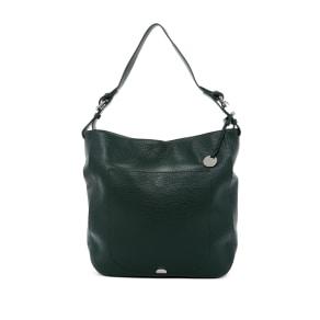 Borego Dortha Rfid Leather Hobo Bag