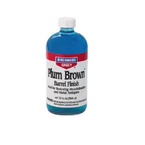 Birchwood Casey Pb-Qt Plum Brown Barrel Finish 32 Oz