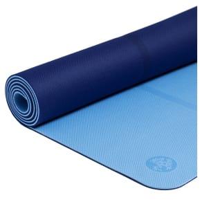 Manduka Welcome Yoga Mat - Light Blue (5mm)