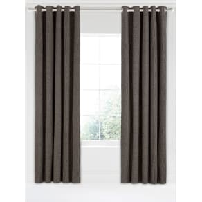 Bedeck 1951 Arro Ebony 66X72 Curtains