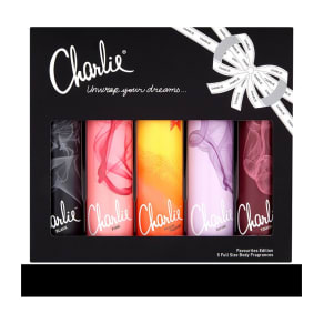 Charlie Bodyspray Gift Set