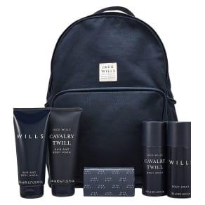 Jack Wills Backpack Gift Set